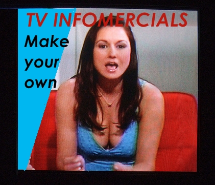 Make Your OWN TV Infomercial AMAZING COURSE